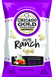 Zesty Ranch 15/2.6oz Bags